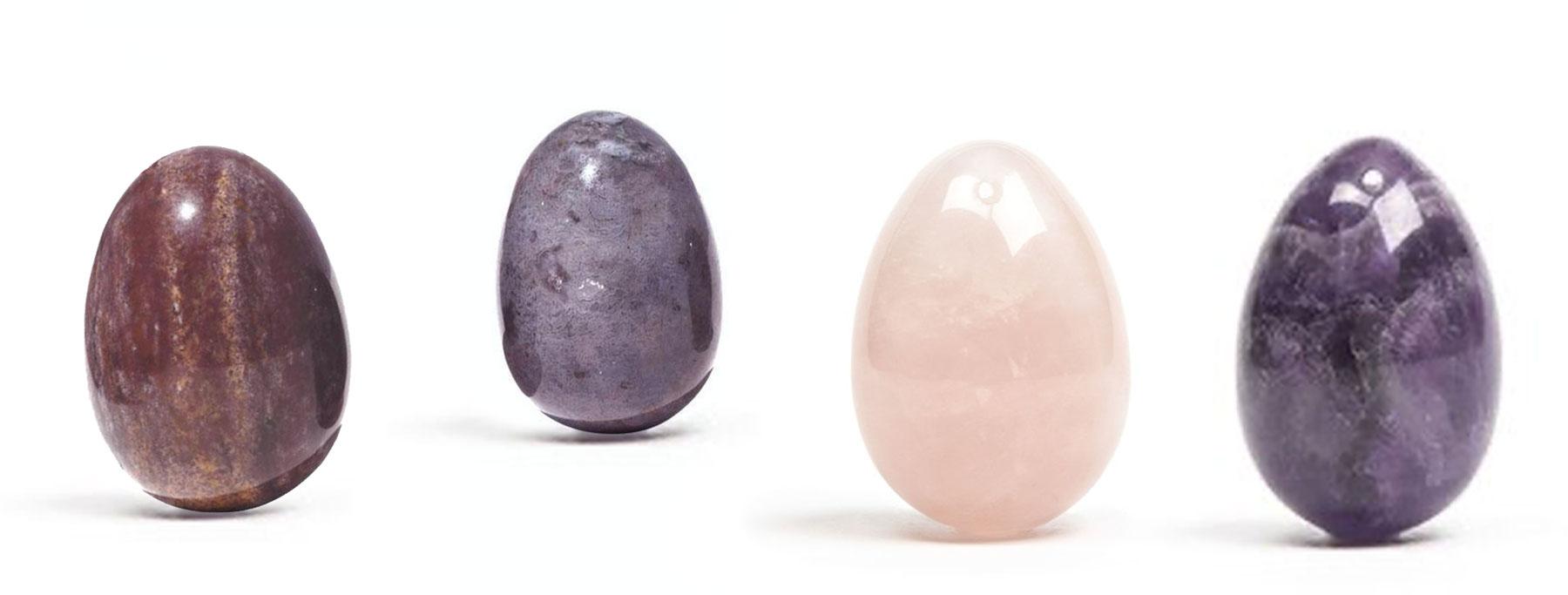 Curso Huevos de Yoni Seda Calenta